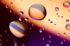 Kosmische Luftblasen Stockfotos