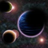 Kosmische ruimte Royalty-vrije Stock Fotografie