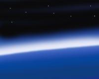 Kosmische ruimte Stock Afbeeldingen