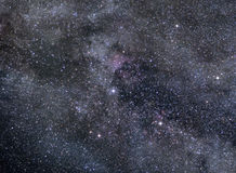 Kosmische ruimte Stock Foto's
