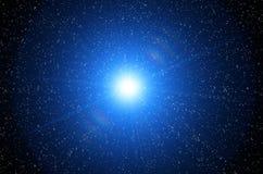 Kosmischer Himmel Stockbilder
