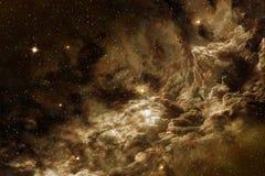 Kosmisches Gas Stockfotos