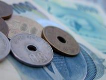 Kosmisches Geld stockfotografie