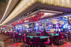 Kosmopolitisch Las Vegas, Stock Afbeelding