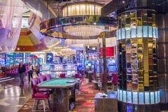 Kosmopolitisch Las Vegas, Stock Foto's