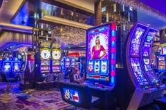 Kosmopolitisch Las Vegas Royalty-vrije Stock Foto