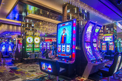Kosmopolitisch Las Vegas Royalty-vrije Stock Afbeeldingen