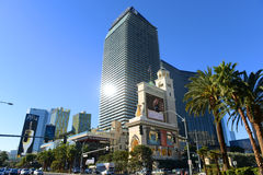 Kosmopolitisch Las Vegas, NV stock afbeelding