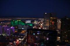 Kosmopolitisch von Las Vegas Stockbild