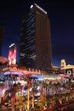 Kosmopolitisch von Las Vegas stockfotografie