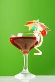 Kosmopolitische cocktail royalty-vrije stock afbeelding