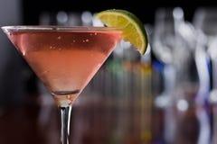 Kosmopolitische cocktail royalty-vrije stock afbeeldingen