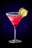 Kosmopolitische cocktail royalty-vrije stock fotografie