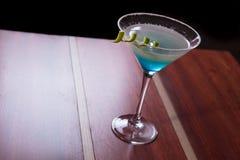 Kosmopolitisk drink Arkivfoto