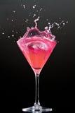 kosmopolitisk drink för svart coctail Royaltyfri Foto