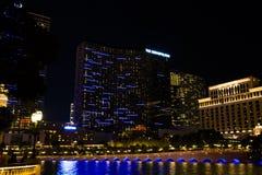 Kosmopolitiskt hotell, Las Vegas royaltyfri fotografi