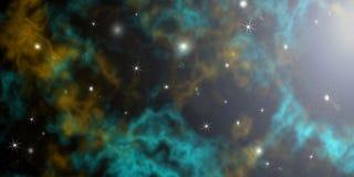 Kosmos stock abbildung