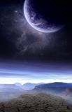kosmos torkar Arkivbilder