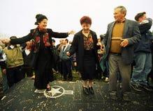 KOSOVO CRISIS Royalty Free Stock Image