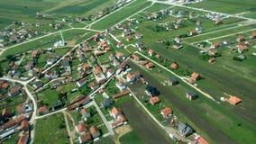Kosovo-Dorf lizenzfreie stockfotografie