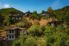 Kosovo, montanhas de Rhodope, Bulgária imagem de stock
