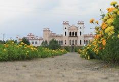 Kossovo slott royaltyfria foton