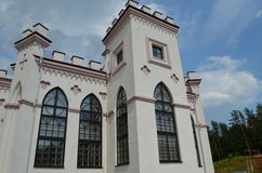 Kossovskii castle Stock Images