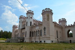 Kossovskii castle Stock Photos
