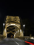 Kossuth bridge, Hungary, Gyor Stock Images
