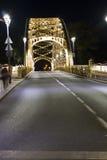 Kossuth bridge, Hungary, Gyor Stock Photo