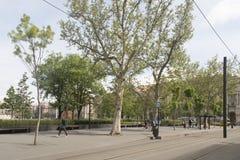 Kossuth Lajos square - Budapest Royalty Free Stock Image