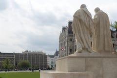 Kossuth Memorial - Budapest, Hungary Stock Image