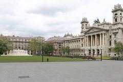 Kossuth Memorial - Budapest, Hungary Stock Photos