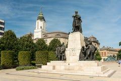 Kossuth Statue Royalty Free Stock Photo