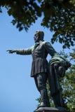 Kossuth zabytek w Budapest Obraz Royalty Free