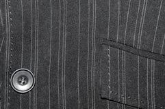 Kostüm-Jacken-Detail Stockfotos