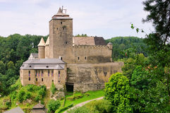 Kost castle Stock Image