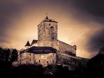 Kost Castle in Bohemian Paradise, Czech Republic.  royalty free stock images