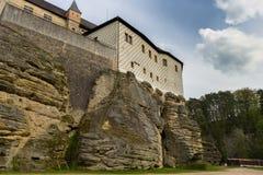 Kost Castle. The Kost Castle, Czech Republic stock photo