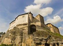 Kost Castle. The Kost Castle, Czech Republic stock images