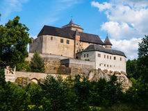 Kost castle Stock Photos