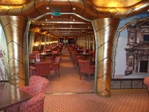 Kosta Magica. Restaurante-barra. Foto de Stock