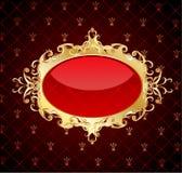 Kostbaar frame Royalty-vrije Illustratie