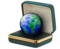 Kostbare Aarde Royalty-vrije Stock Afbeeldingen