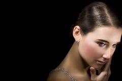 Kostbare juwelen Royalty-vrije Stock Afbeelding