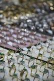 Kostbare Juwelen Stock Fotografie