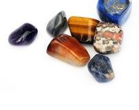 Kostbare Steine Lizenzfreies Stockbild