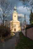 Kostel SV Igreja de Josefa em Slezska Ostrava na cidade de Ostrava na república checa fotos de stock royalty free