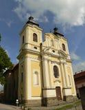 Kostelec nad Orlicí Stock Image