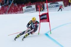 KOSTELIC Ivica (CRO). Alta Badia, ITALY 22 December 2013. KOSTELIC Ivica (CRO) competing in the Audi FIS Alpine Skiing World Cup MEN'S GIANT SLALOM Stock Images